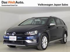 VW ゴルフオールトラックTSI 4モーション アップグレードP DWA認定中古車