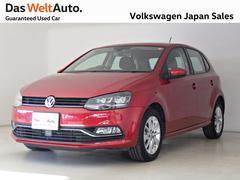 VW ポロコンフォートラインアップグレードP 弊社デモカー 認定中古車