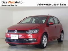 VW ポロシートヒーター ACC ナビ バックカメラTSIハイライン