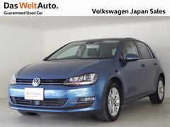 VW ゴルフACC ナビ ETC バックカメラTSIコンフォートライン