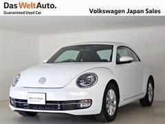 VW ザ・ビートルワンオーナー 禁煙 ナビ ETC キセノンヘッドライト