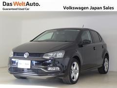 VW ポロ当社デモカー 禁煙 ワンオーナーTSIハイライン