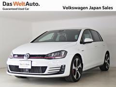 VW ゴルフGTIレザーシート DCC 18AW ナビ ETC