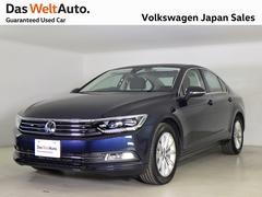 VW パサートデモカー禁煙純正ナビTV LEDライト ACCレーンキープ