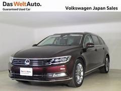 VW パサートヴァリアントデジタルメーター ハイライン黒レザーデモカー禁煙純正ナビTV