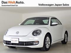 VW ザ・ビートルデザイン禁煙ワンオーナー純正ナビETCキセノン
