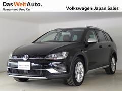 VW ゴルフオールトラックTSI 4モーション