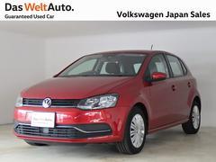 VW ポロコンフォート デモカー禁煙純正ナビTV