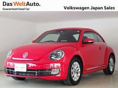 VW ザ・ビートルデザイン デモカー 禁煙 純正ナビ TV キセノン