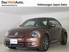 VW ザ・ビートル限定車 オールスター デモカー禁煙車 VW純正ナビ キセノン