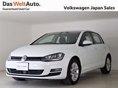 VW ゴルフコンフォートライン  禁煙ワンオーナー 純正ナビ TV