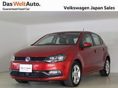 VW ポロTSIハイライン デモカー禁煙 純正ナビTV ETCBカメラ