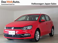VW ポロコンフォートラインアップグレード 禁煙 DWA認定中古車