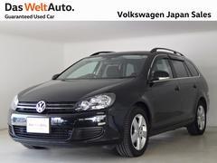 VW ゴルフヴァリアントTSIトレンドラインブルーモーションテクノロジー