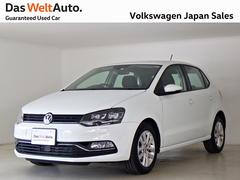 VW ポロTSIコンフォートライン マイスター 純正ナビ 認定中古車