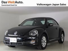 VW ザ・ビートルデザイン 禁煙デモカー 純正ナビ TV キセノン