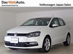 VW ポロハイライン禁煙デモカー純正ナビTVバックカメラシートヒーター