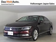 VW パサートハイライン 純正ナビTV レーンキープ ACC 認定中古車
