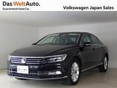 VW パサートエレガンスライン 元試乗車 禁煙使用 認定中古車