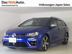 VW ゴルフRヴァリアントヴァリアントR サンルーフ付 禁煙ワンオーナー車 ナビTV