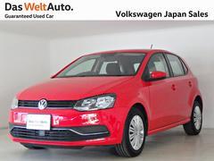 VW ポロTSIトレンドライン禁煙ワンオーナー コンポジションメディア
