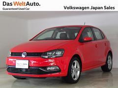 VW ポロハイライン禁煙デモカー純正ナビTVシートヒーター LED