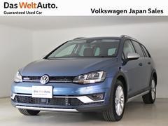 VW ゴルフオールトラックオールトラック アップグレードPKG 禁煙ワンオーナー ナビ
