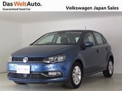 VW ポロコンフォート マイスター 禁煙ワンオーナー純正ナビLED