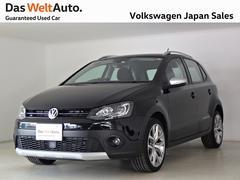 VW ポロクロスポロ 禁煙デモカー ACC 純正ナビTVバックカメラ