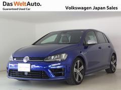 VW ゴルフRR 6速DSG 禁煙ワンオーナー純正ナビ TV 4WD
