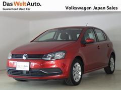 VW ポロ40thエディション ナビ リアカメラ 純正アルミ認定中古車