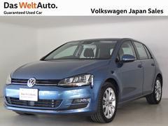 VW ゴルフハイライン 禁煙ワンオーナー 純正ナビTV
