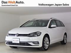 VW ゴルフヴァリアントハイライン テクノロジーPKG デモカー ACC 認定中古車