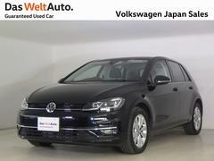 VW ゴルフコンフォートライン禁煙デモカー純正ナビTVACCレーンキープ