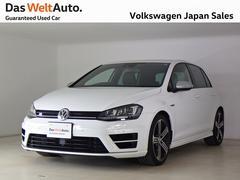 VW ゴルフR6DSG 禁煙ワンオーナー純正ナビTV 4モーション