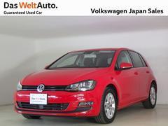 VW ゴルフコンフォートライン 元社用車 禁煙 純正ナビTVバックカメラ