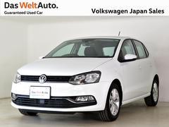 VW ポロTSIコンフォートライン 元社用車 禁煙 純正ナビTV