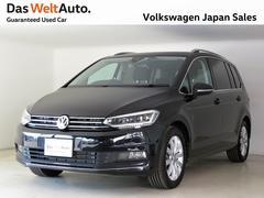 VW ゴルフトゥーランTSI ハイライン禁煙ワンオーナー純正ナビTVレーンキープ