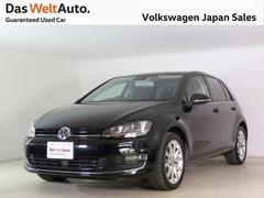 VW ゴルフTSIハイライン ACC 純正ナビ バックカメラ 認定中古車