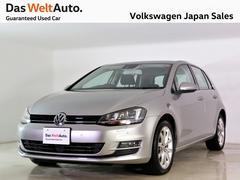 VW ゴルフハイライン 禁煙ワンオーナー車 コンンポジションメディア付
