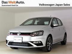 VW ポロGTIDSG 禁煙 デモカー 純正 ナビ ETC TV