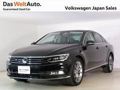 VW パサートハイライン 禁煙デモカー  レザーシート 純正ナビTV