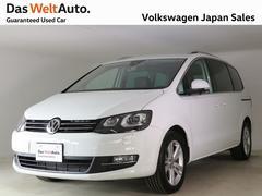 VW シャランハイライン 禁煙デモカー純正ナビTVバックカメラ ACC