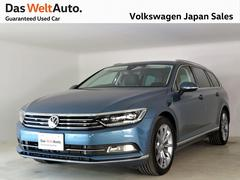 VW パサートヴァリアントハイライン 禁煙デモカー純正ナビTV レザーシート
