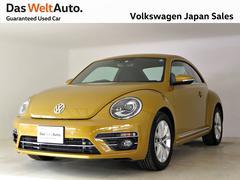 VW ザ・ビートルデザイン 禁煙デモカー純正ナビTV ETC