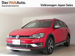 VW ゴルフオールトラック4モーション アップグレードパッケージ 禁煙ワンオーナー