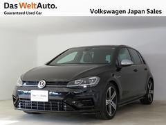VW ゴルフR7.5R 禁煙デモカー 純正ナビTV ETC バックカメラ