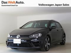 VW ゴルフR禁煙ワンオーナー車 純正ナビTV 4モーション
