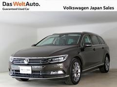 VW パサートヴァリアントハイライン デモカー使用車 黒革 ナビTV360度カメラ禁煙
