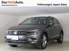 VW ティグアンディナウディオ ワンオーナー禁煙 純正ナビ 電動リアゲート